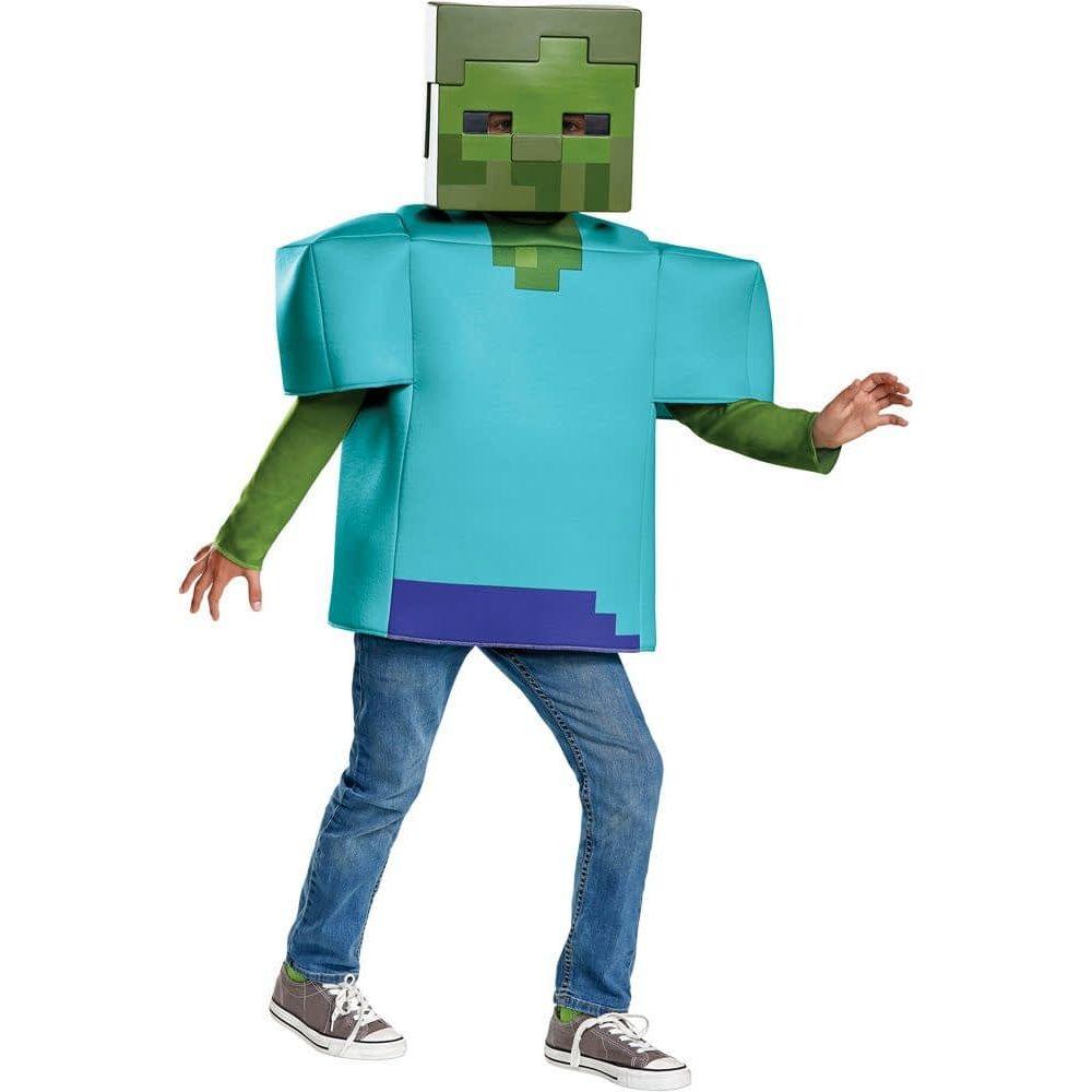 взрослый костюм майнкрафт