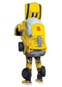 Детский костюм Бамблби автомобиль - Трансформеры-3