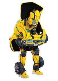 Детский костюм Бамблби автомобиль - Трансформеры-2