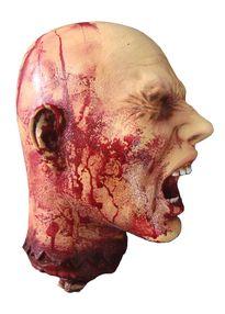 Бутафория Кричащая голова-2