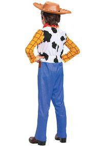 Детский классический костюм Вуди - История игрушек-2