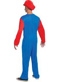 Мужской костюм Марио классический - Супер Марио