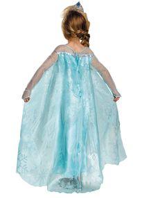 Детский костюм Эльзы - Холодное сердце-2