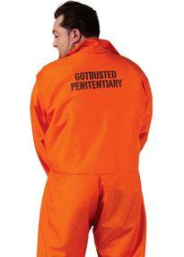 Костюм заключенного оранжевый-2
