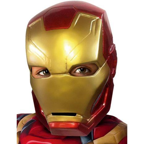 Детская классическая маска железного человека