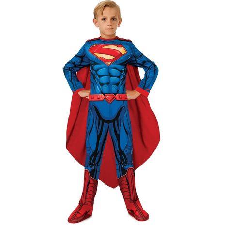 Детский дєлюкс костюм Супермэна