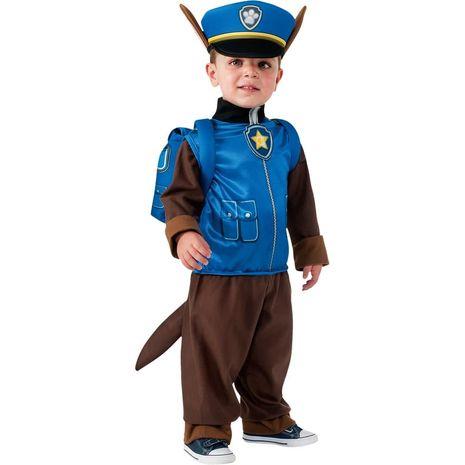 Детский классический костюм Чейза из фильма Щенячий патруль