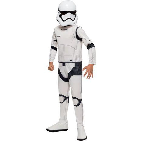 """Детский классический костюм Стормтрупер из фильма """"Звездные войны"""""""