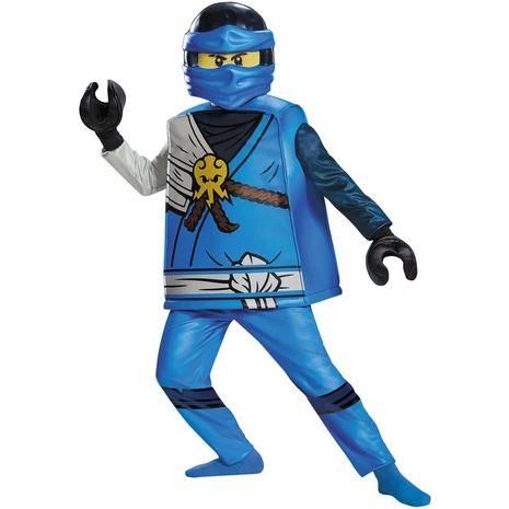 Детский костюм Джея из Лего Ниндзяго