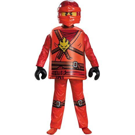Детский костюм Кая из Лего Ниндзяго