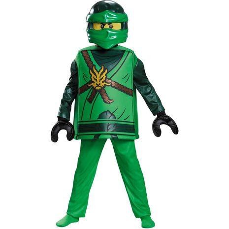 Детский костюм Ллойда из Лего Ниндзяго