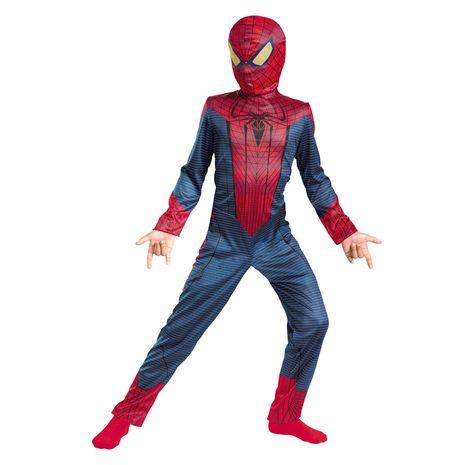 Карнавальный костюм Спайдермэна классический