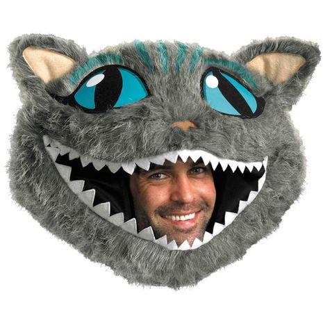 Голова Чеширского кота