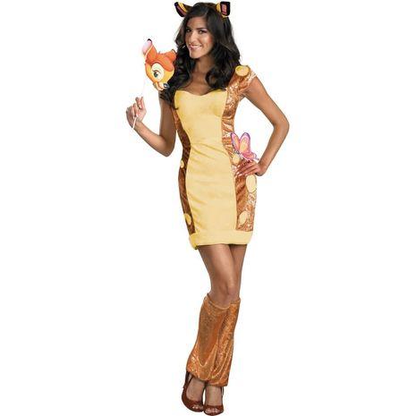 Карнавальный костюм Бамби