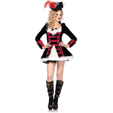 Карнавальный костюм очаровательного пирата
