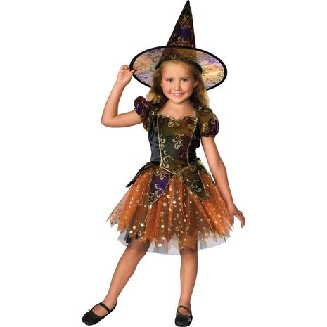 Карнавальный костюм очаровательной волшебницы.