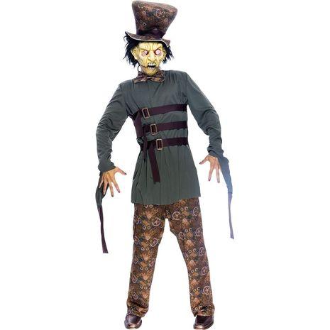 Карнавальный костюм шляпника из к\ф Алиса в стране чудес