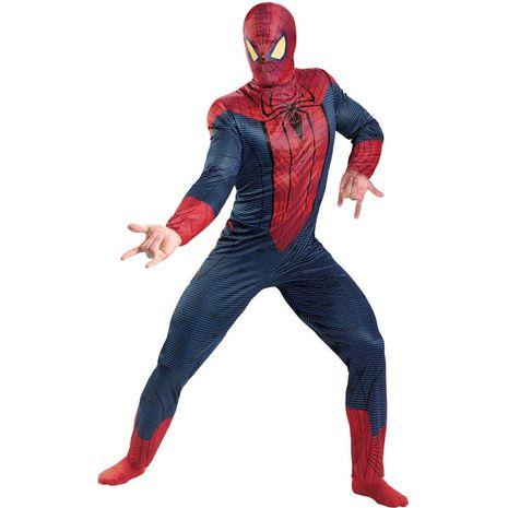 Карнавальный костюм спайдермэна большой