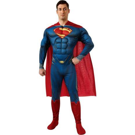 Карнавальный костюм супермэна