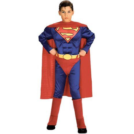 Карнавальный костюм Супермэна детский