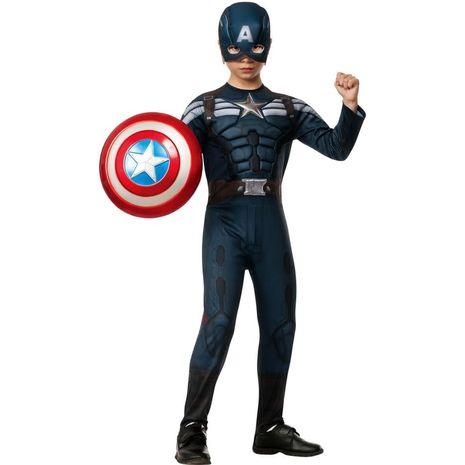 Костюм Капитан Америка 2