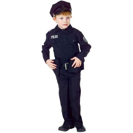 Костюм офицера полиции