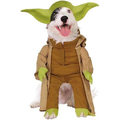 Костюм Йода для собаки