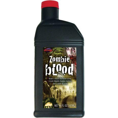 Кровь 480 мл.