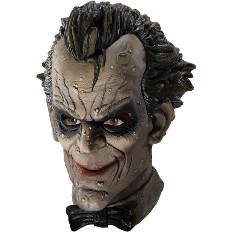"""Маска Джокер из игры """"Arkham City"""""""
