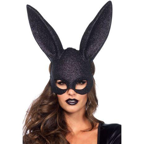 Маска Кролика блестящая