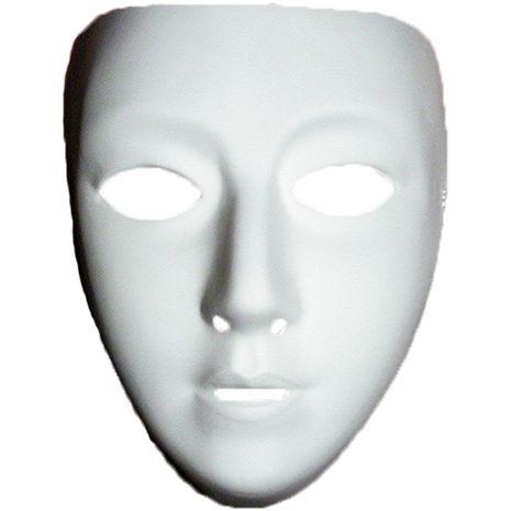 Маска женского лица