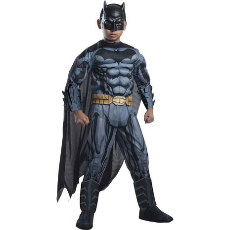 Мускулистый детский костюм Бэтмена