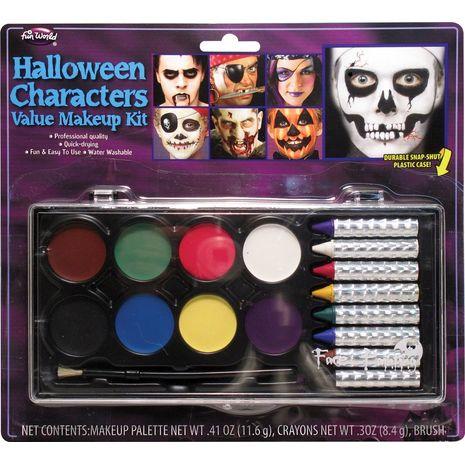 Набор грим Хэллоуин
