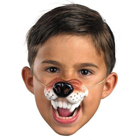 Нос волка