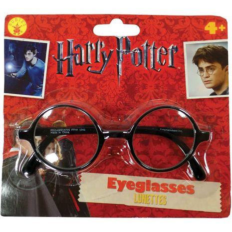 Очки Гарри Поттера с пластиковыми линзами
