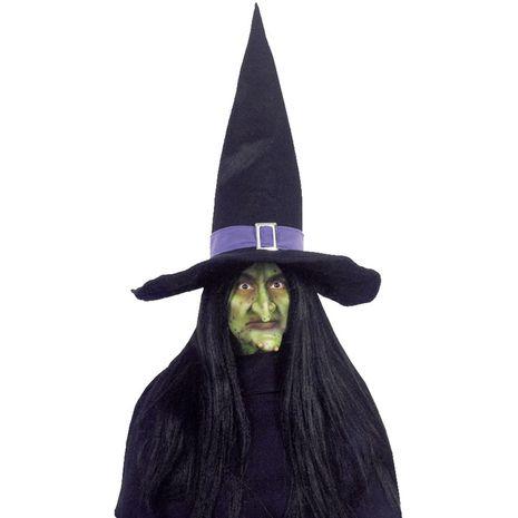 Шляпа ведьмы высокая