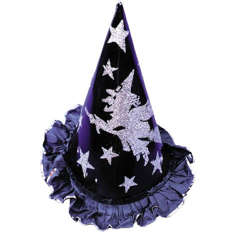 Шляпа ведьмы звезды