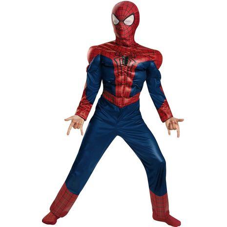 Стандартный костюм Человека-паука для детей