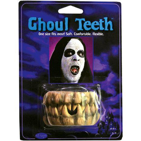 Зубы вурдалака