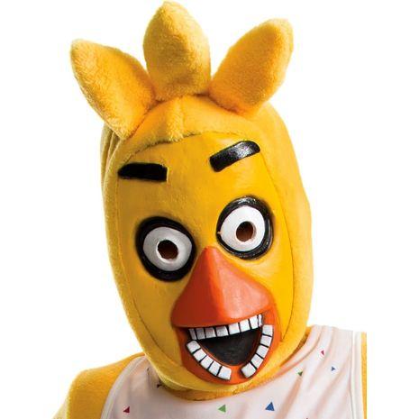 5 Ночей с Фредди Детская маска Чика