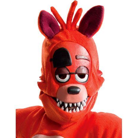 5 Ночей с Фредди Детская маска Фокси