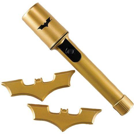 Бэтаранг и фонарик Бэтмена