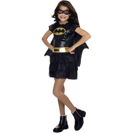 Детский костюм Бетдевушки