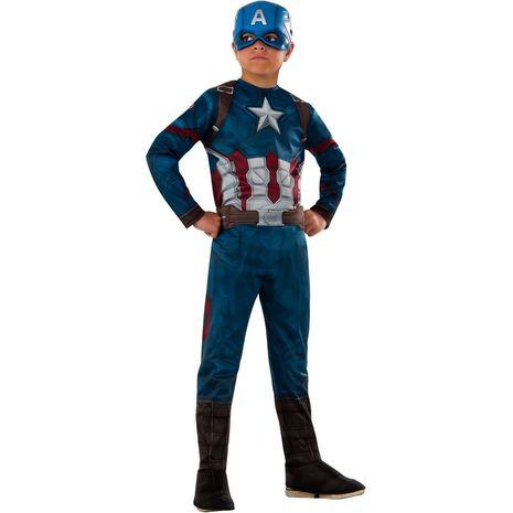 Детский костюм Капитан Америка