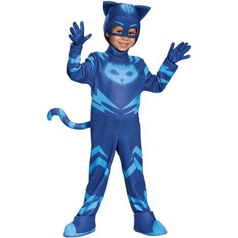 Детский костюм Кэтбой Делюкс из мультфильма Пи-Джей Маски