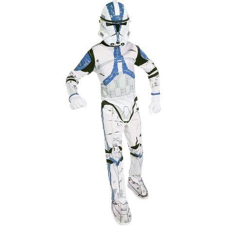 Детский костюм Клона из фильма  Звездные войны