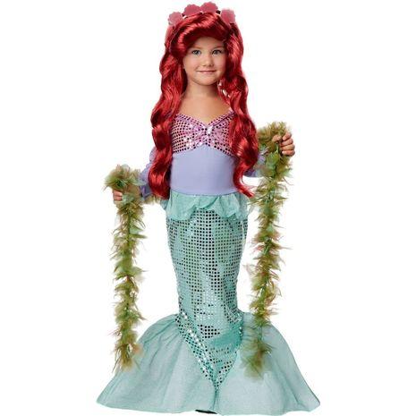 Детский костюм маленькой Русалочки