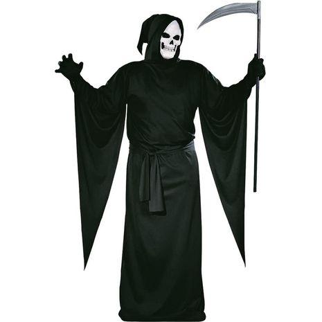 Карнавальное платье смерти