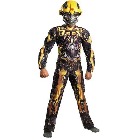 Карнавальный классический костюм Бамблби  Трансформеры