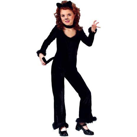 Карнавальный костюм игривого котёнка